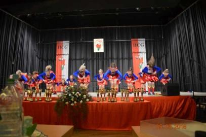 3. Platz für HCG Girlies beim 11. Turnier der HCG in Kleve