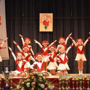Weit über 100 Meldungen beim 13.Tanzturnier der HCG